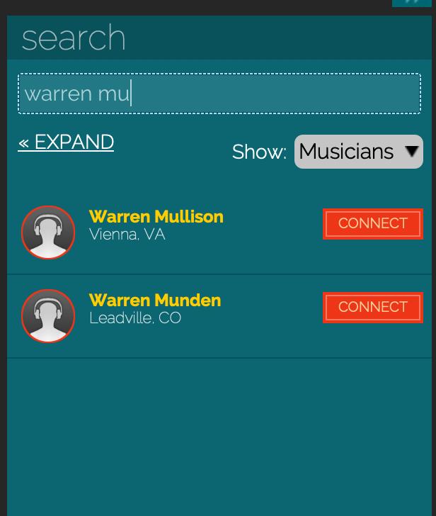 searching for Warren